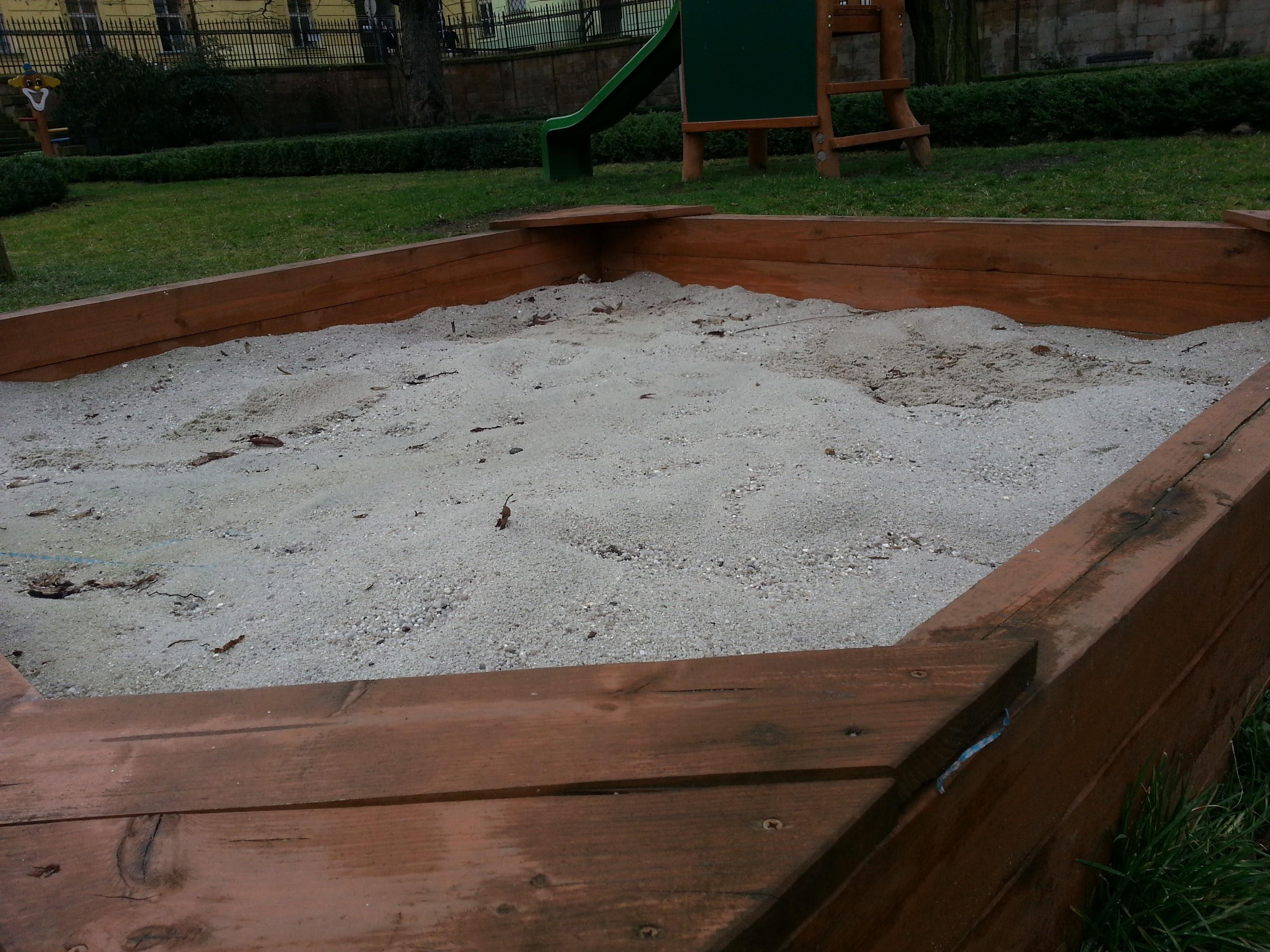 Písek do pískoviště plzeň